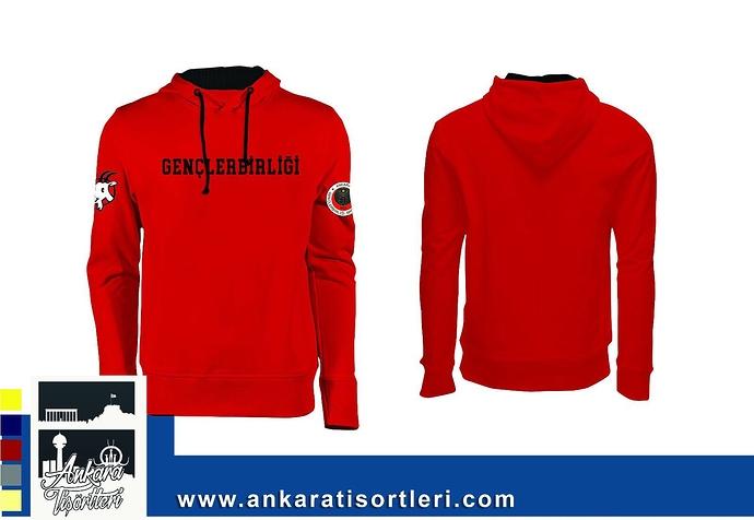 Kırmızı Polar Tasarım